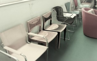 collezione design, le sedute
